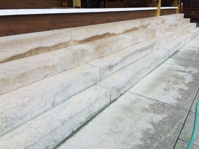 西宮神社施工前